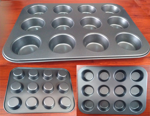 Cupcake Molds for 12 units