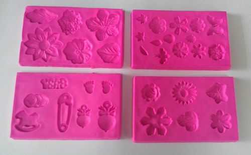 silicone mold sleve and babes