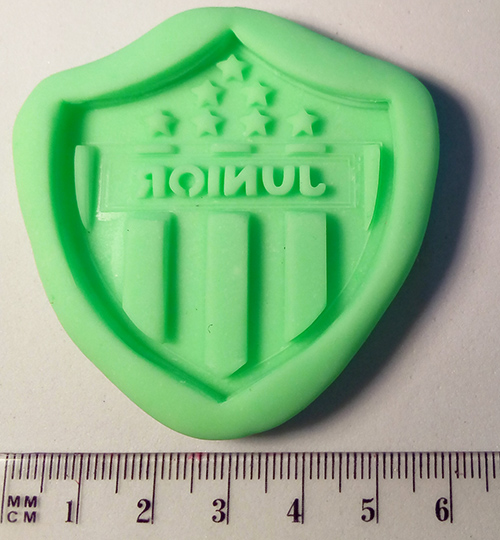 Silicone Mould junior logo