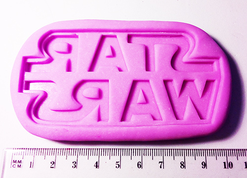 Silicone Mould Star Wars