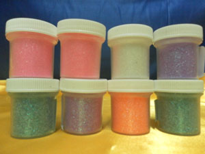Diamantina Colores Red 10grs.