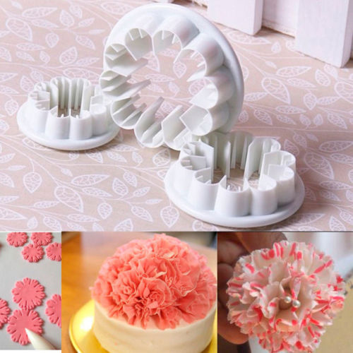 Plastic Cutter Carnations