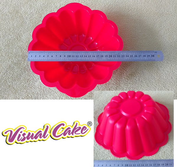 Silicone Cake mould margarita